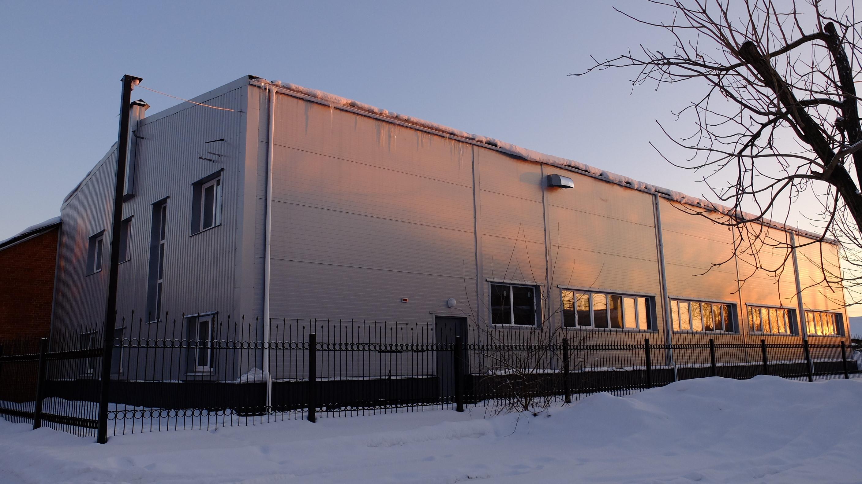 Промышленное здание Инстил Украина